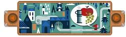 Doodle Google Freres Grimm Chaperon rouge IDBOOX