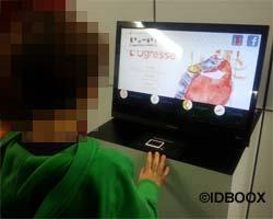 Enfants tablettes etude IDBOOX