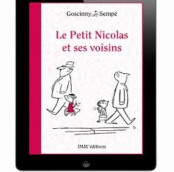 Le petit Nicolas livre numerique IDBOOX