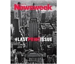 Newsweek dernier numéro Presse IDBOOX