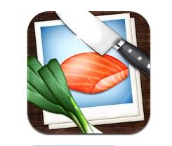 Cuisine visuelle Appli iPad IDBOOX
