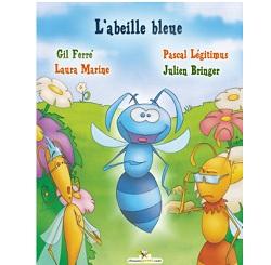 l abeille bleue ebooks enfants IDBOOX