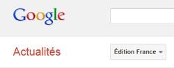 Google Actualites Presse IDBOOX