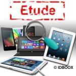 IDC faibles ventes de tablettes 2015