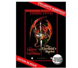 Les lames du cardinal ebook biblingue Bragelonne IDBOOX
