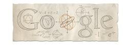 Google Doodle Euler IDBOOX
