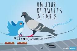 Un jour de tweets a paris IDBOOX