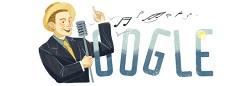 Charles Trenet doodle google IDBOOX