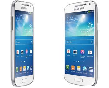 Samsung ressort le Galaxy S4 Mini Plus