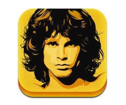 Ebook : The Doors l'application officielle est sur iPad