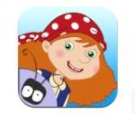 Alizee fille pirate appli enfants IDBOOX