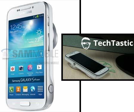 Galaxy S4 Zoom IDBOOX
