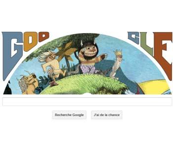 Google-Doodle-Maurice-Sendak-IDBOOX