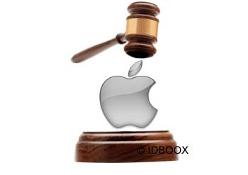 Apple condamné violation brevet