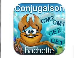 revise ta conjugaison appli enfant Hachette IDBOOX
