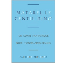 Matarel le dino ebook enfant IDBOOX