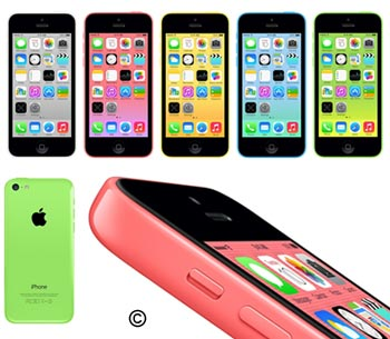 iPhone 5C IDBOOX