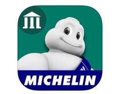 Application Michelin voyage IDBOOX