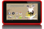 Cooltab lapins cretins tablettes enfants IDBOOX
