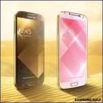 Galaxy Note 3 Gold IDBOOX