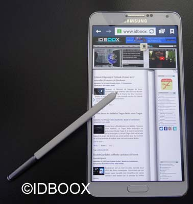 Galaxy Note 3 IDBOOX