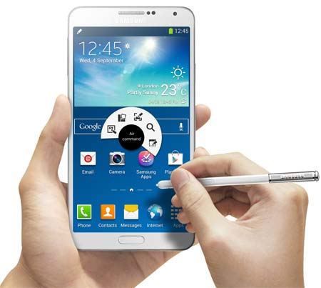 Galaxy Note 6 en France