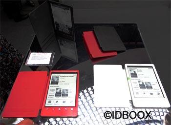 Kobo Sony ebooks IDBOOX