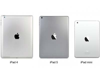 iPad 5 comparaison video IDBOOX