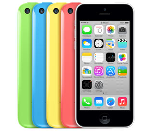 iphone 5C Apple IDBOOX