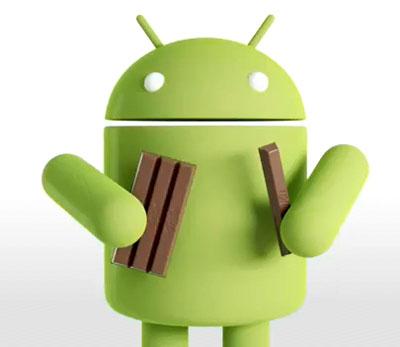 Android KitKat : les premières pubs vidéo