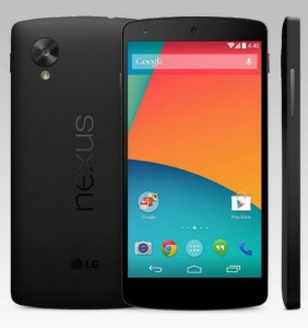 LG aux commandes du nouveau Nexus