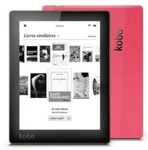 Kobo Aura liseuse ebook IDBOOX