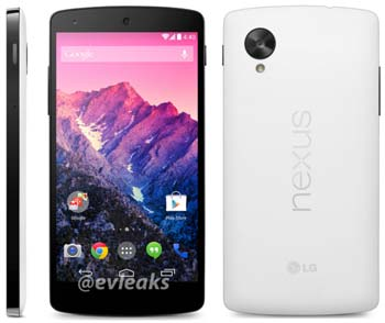 LG fabriquerait Nexus 5 version 2015