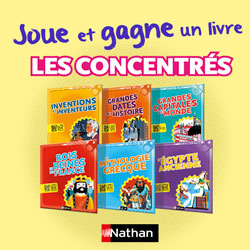 Nathan Concentres Concours IDBOOX