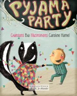 Pyjama Party ebook La montagne secrete