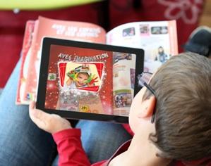 gulli joueclub realite augmentee enfants IDBOOX