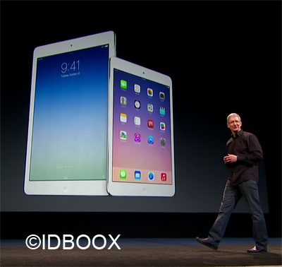 iPad Air IDBOOX