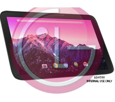 La nouvelle Nexus 10 par LG repérée