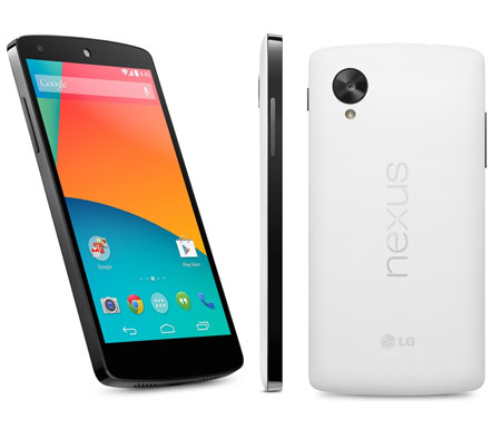 LG fabriquerait Nexus 5 (2015)