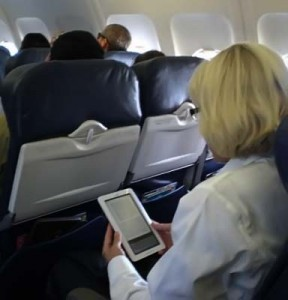 Avion sécurité USA smartphone