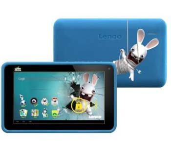 tablette-Lenco-Lapins-Cretins-IDBOOX