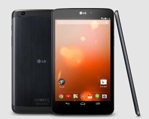 La tablette LG G Pad 8.3 Google Play Edition est officielle