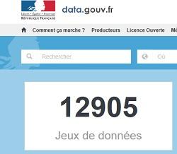 data gouv fr open data IDBOOX