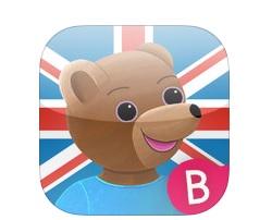 j apprends l'anglais avec petit ours brun appli itunes enfants IDBOOX