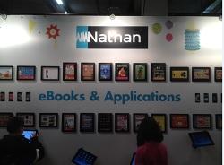 nathan salon du livre jeunesse