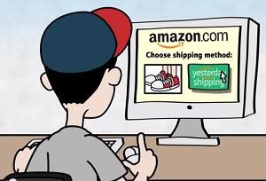 Amazon livraison commande anticipée IDBOOX