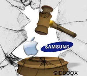 Apple Samsung proces IDBOOX