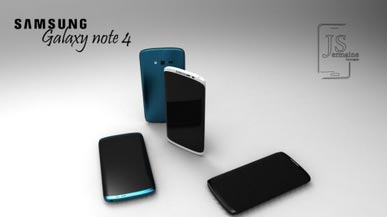 Galaxy Note 4 écran WQHD