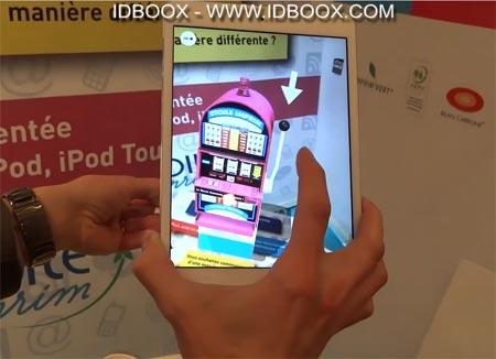 r alit augment e et interactivit pour les livres et la presse idboox. Black Bedroom Furniture Sets. Home Design Ideas