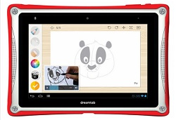 dreamtab tablette enfants dreamworks